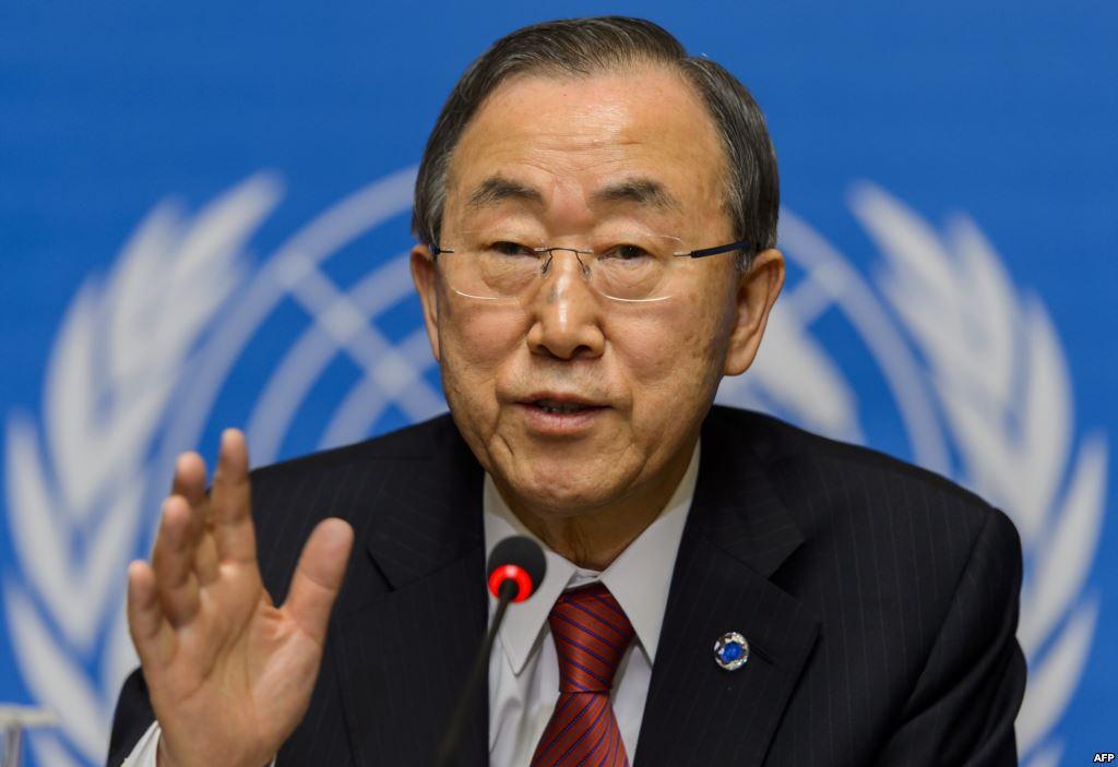 TEIMUN 2014 – A word from Ban Ki-Moon